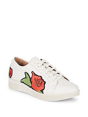 GENTLE SOULS. Leather Sneakers. GENTLE SOULS HADDIE ROSE ...