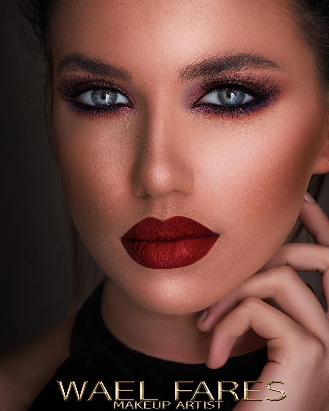 Pin by Cecilia Valdez on Make up Eye makeup, Unique