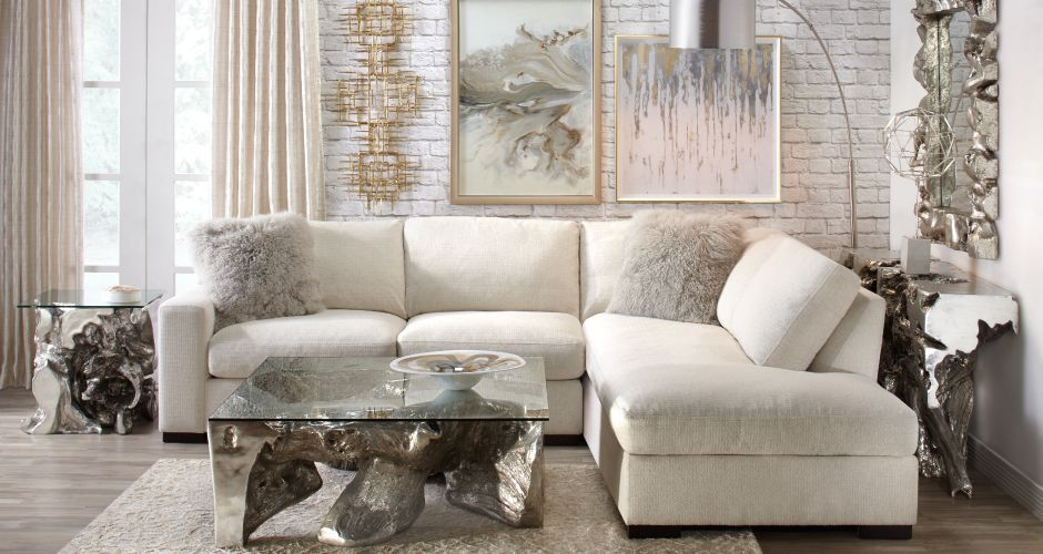 Living room ideas · inspired by this look on zgallerie from z gallerie