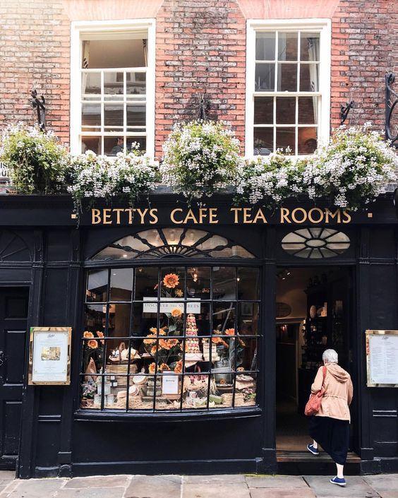 York England Coffee Shop Design Coffee Shop Cafe Design