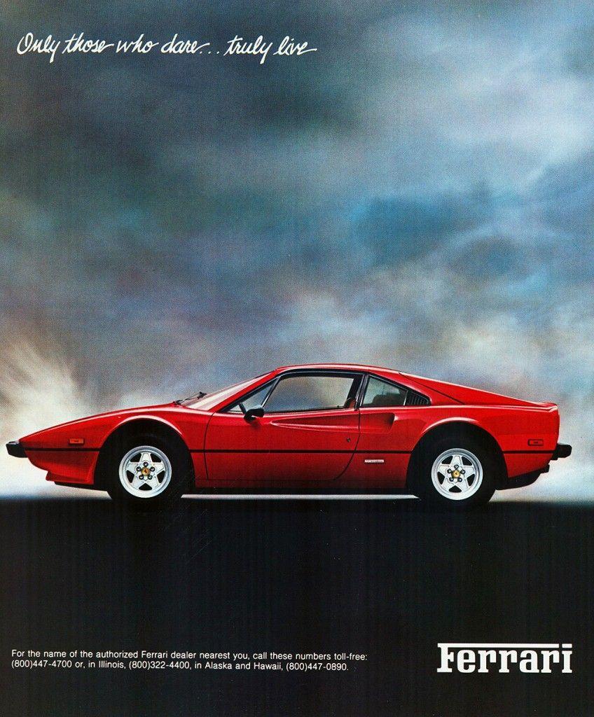Car, Classic Cars, Ferrari