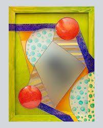 Resultado de imagen de espejos con vitrales