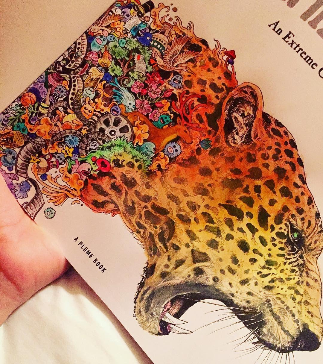Animorphia Adultcoloring Adultcoloringbook Adultcolouringbooks