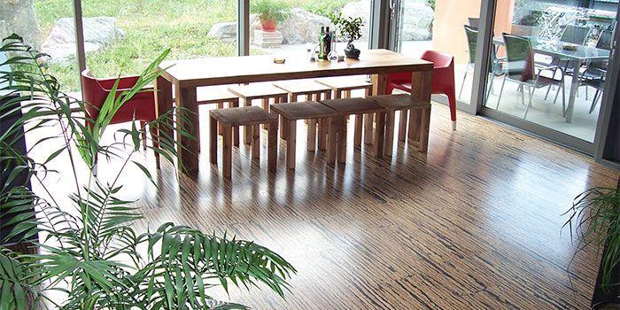 Nova Naturals Cork Floating Floor Eco Friendly Durable Non