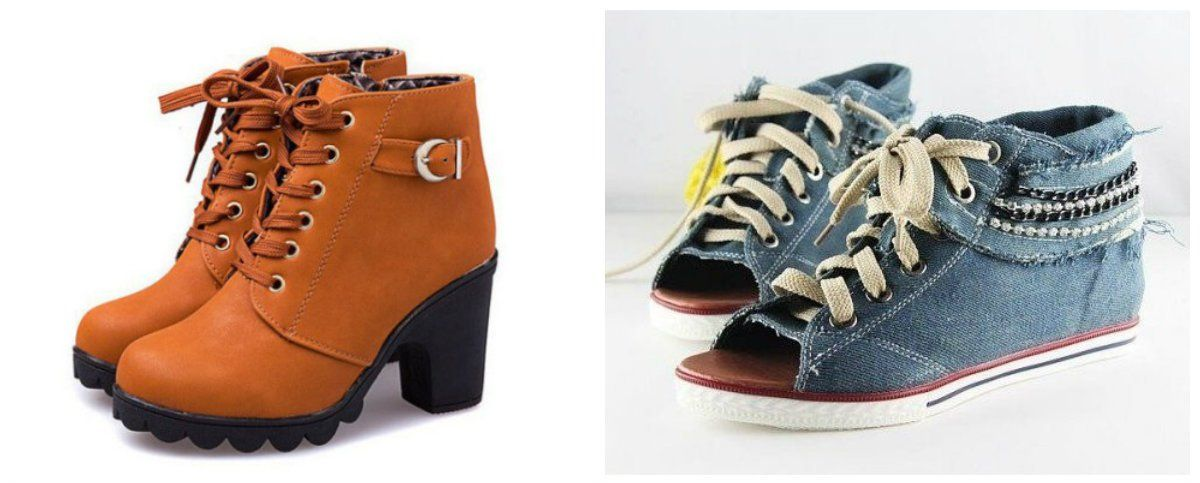 Shoes stylish trends and tendencies for women shoes 2018