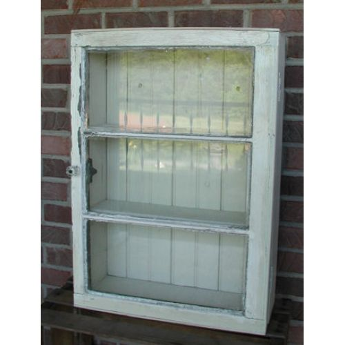 Interior Window Cabinet antique old window cabinet 130 i could make this with my windows