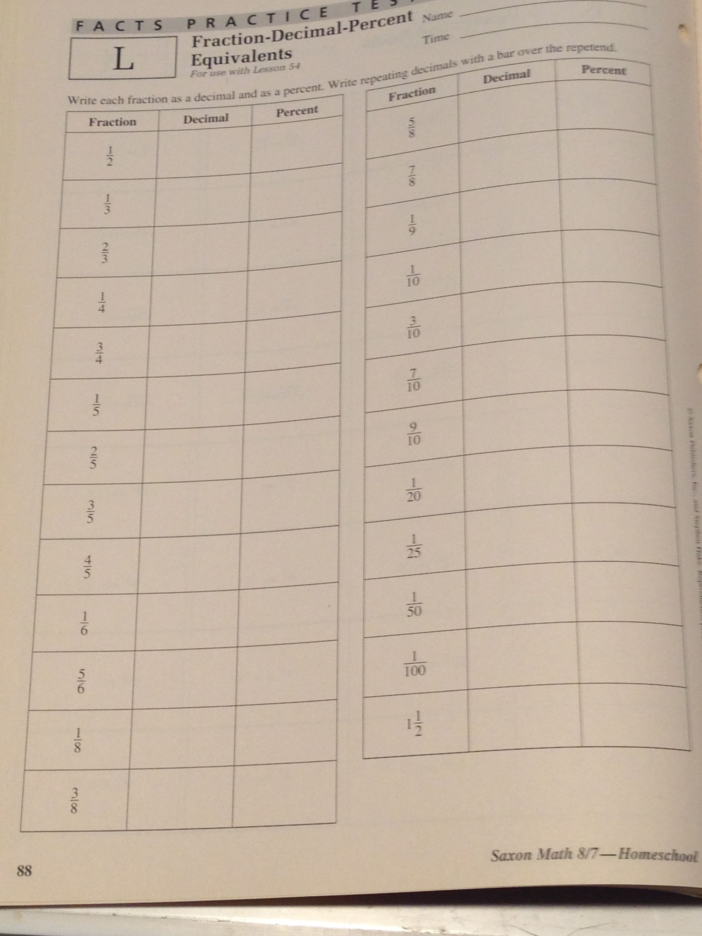 Should My Child Do Saxon Math 8 7 Or Algebra 1 2 Saxon Math Kids Math Worksheets Math Homework