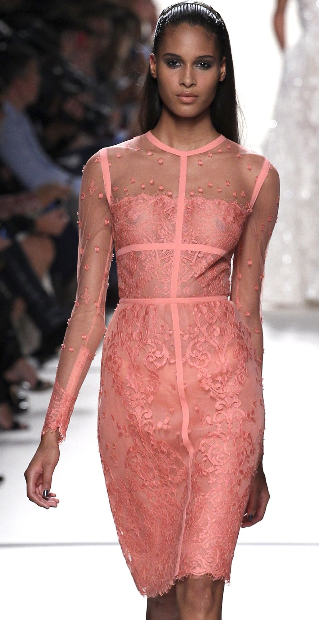 Elie Saab Ready To Wear Spring 2014 | Couture | Pinterest