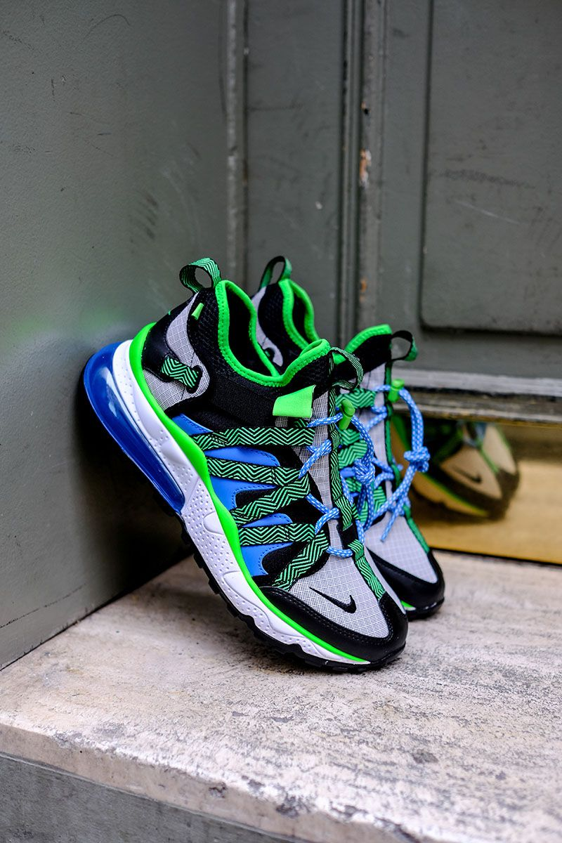 4cced8785b Nike Air Max 270 Bowfin | Shoes in 2019 | Nike Shoes, Shoes, Sneaker ...