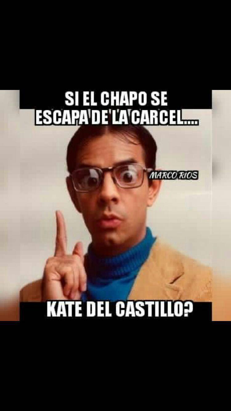 Pin De Gaby Casio En Meme Kate Del Castillo Carcel Castillos