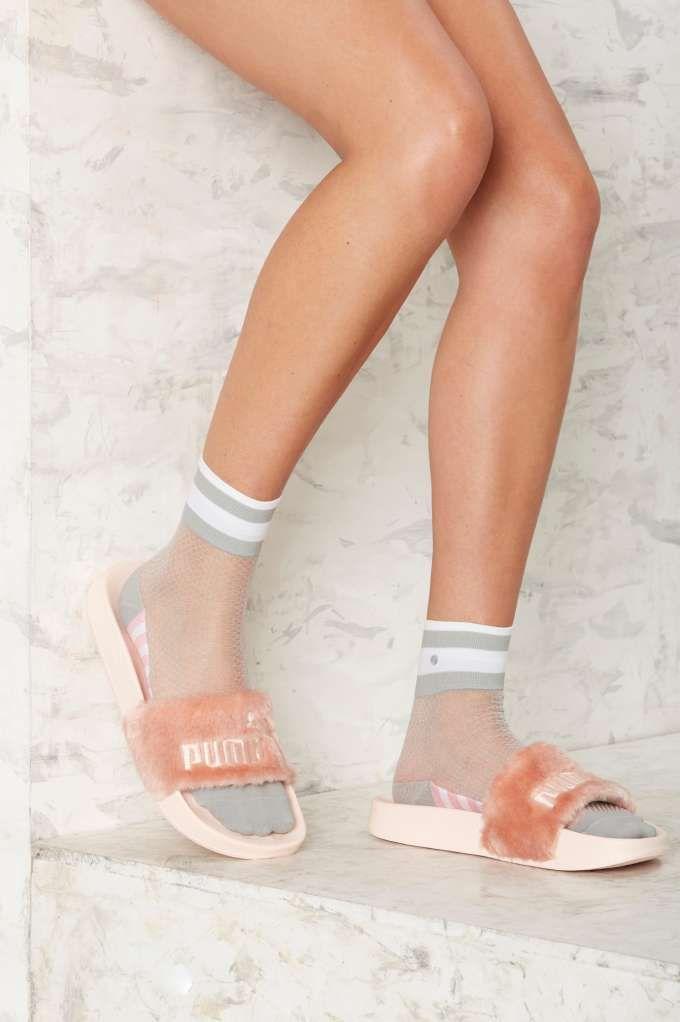 86830dc79b2 Rihanna x Stance Spoiled Brat Ankle Socks