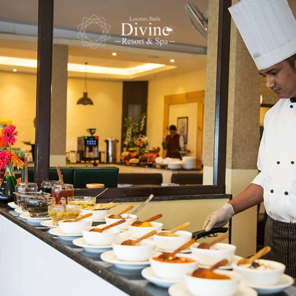 The Laxman Jhula Divine Resort boasts of having a multi