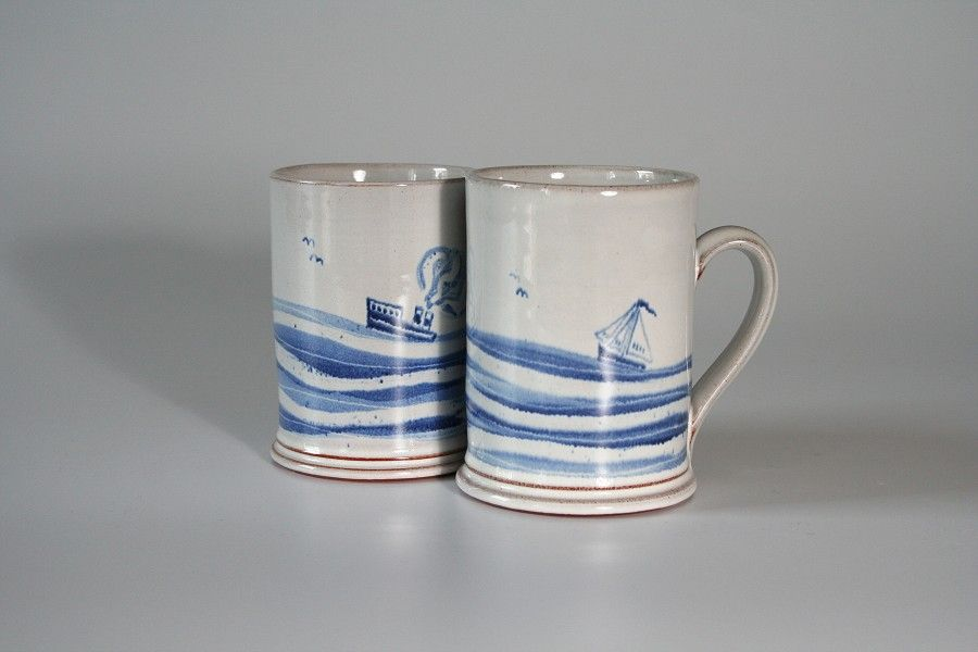 KATE SCOTT CERAMICS - Tin Glazed Earthenware