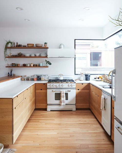 Kitchen Cabinets Not Wood: Contemporary Interior Design