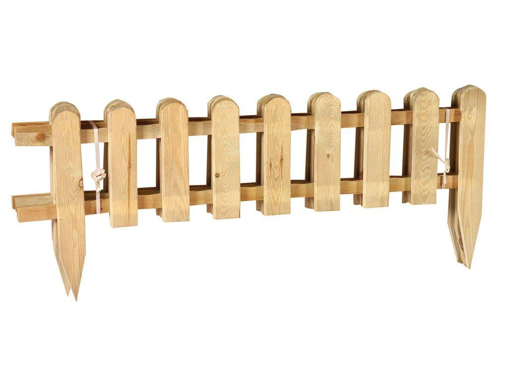vallas de madera jardin - Buscar con Google | casa | Pinterest ...
