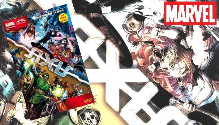Rezension: Avengers & X-Men – Axis #04 – Alles kommt zu einem Ende (Marvel)