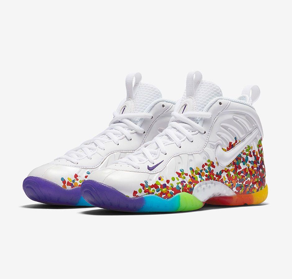 Nike Little Posite Pro \