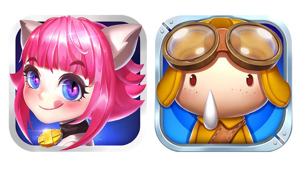 坦克大作战 on Behance Game icon, Character design, Game design