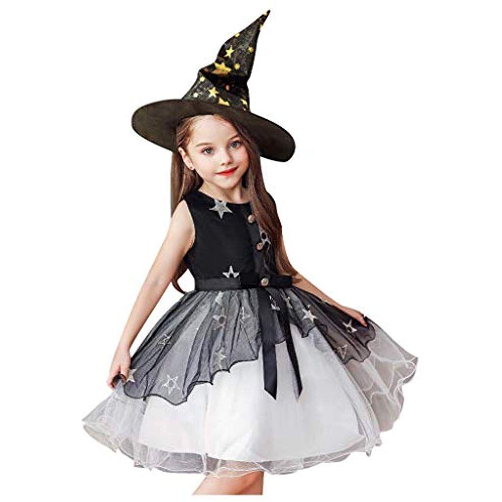Halloween Cosplay Kostum Halloween Hexe Madchen Bezaubernde Hexe Halloween Kostum Madche Halloween Kostume Fur Madchen Prinzessin Kostum Kind Madchen Halloween