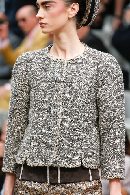 Fall 2013 Couture Chanel