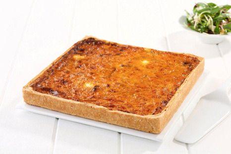 Sweet potato Quiche
