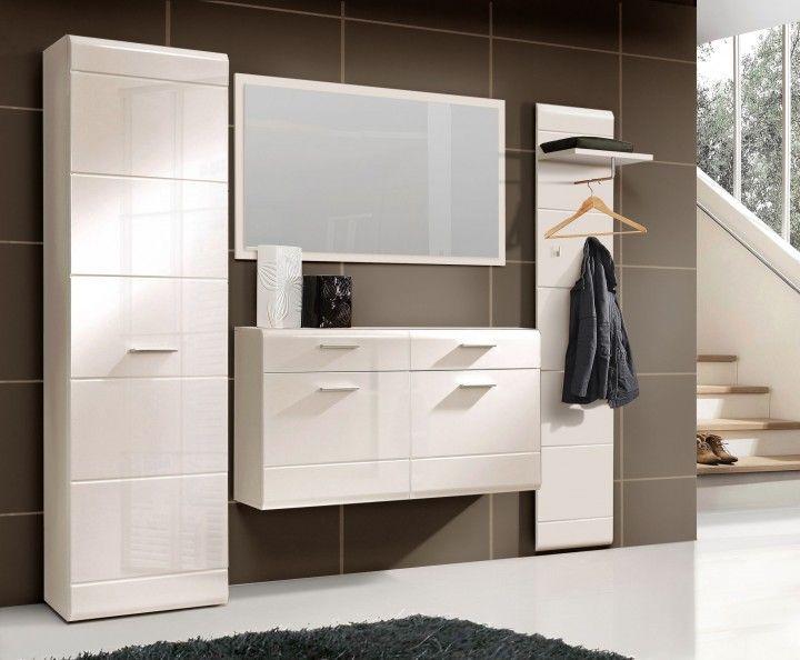 Weiße Garderobe Sabine Weiße Möbel Pinterest