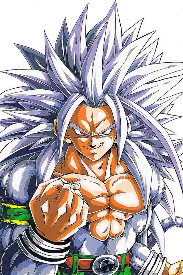Super Saiyan 5 Goku Dragon Ball Art Anime Dragon Ball Dragon