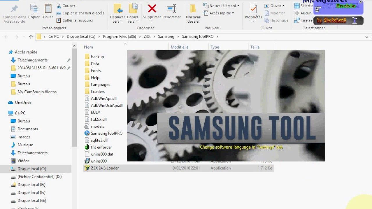 Z3X Samsung Tool Pro 33 5 Crack + Without Box Download
