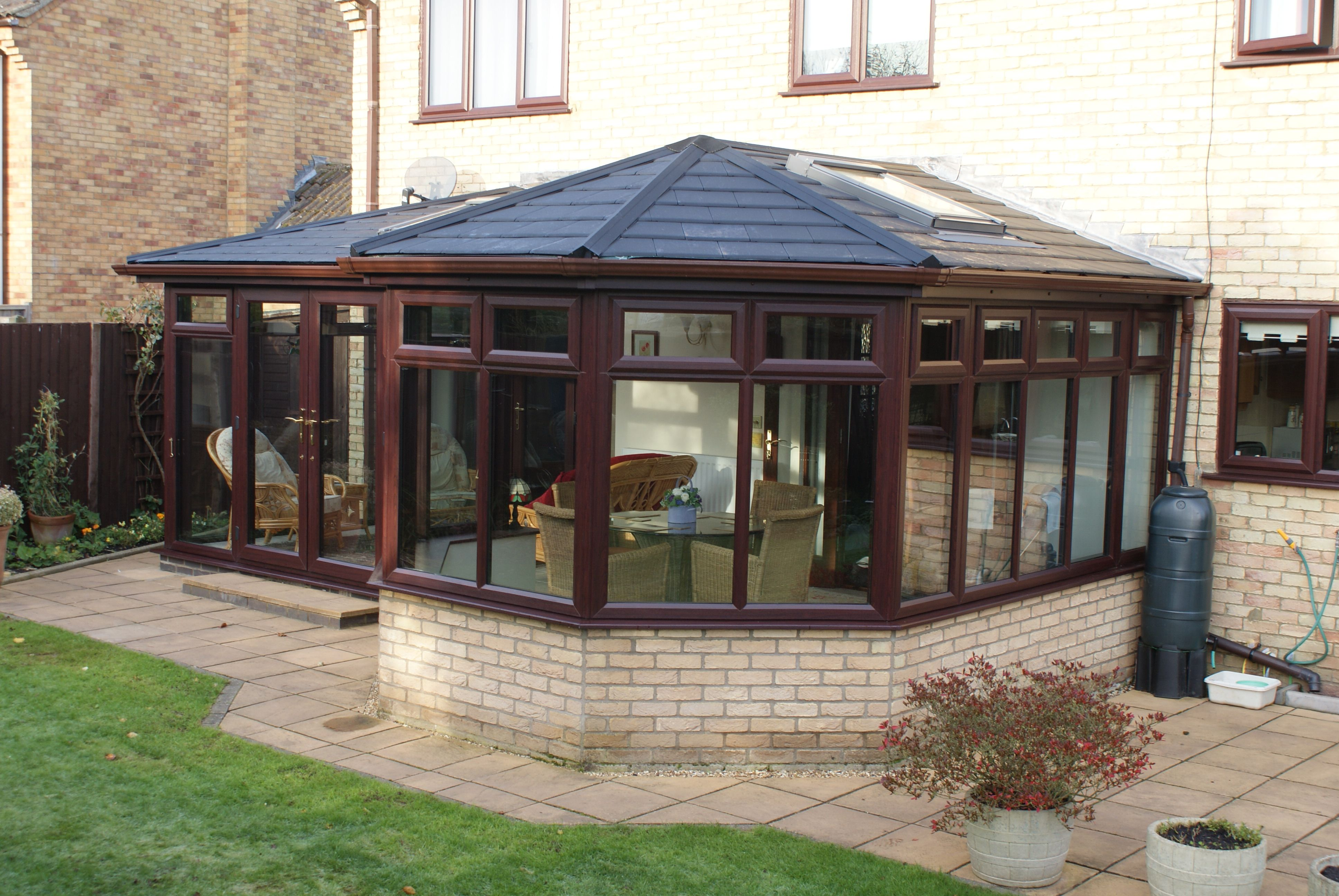 How To Replace A Conservatory Roof With Tiles Sunroom Designs Amazing Spaces Conservatory Roof
