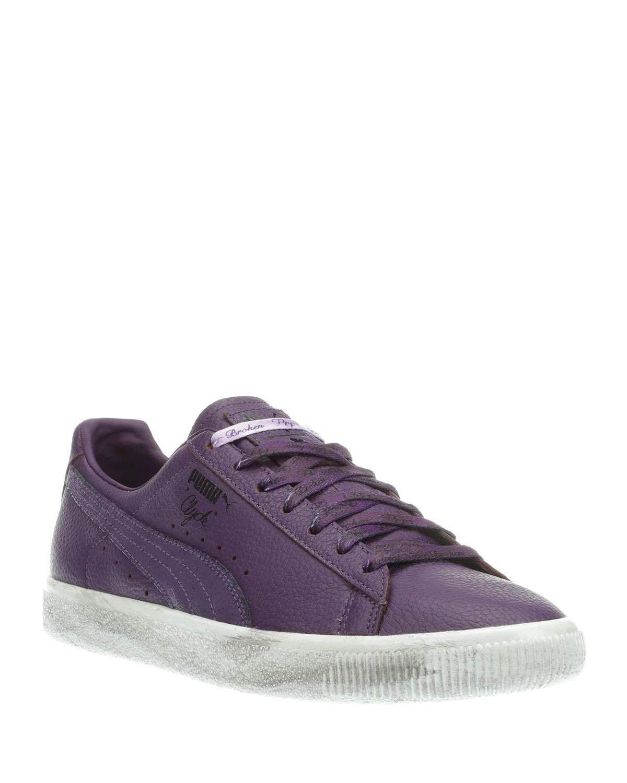 best sneakers 50efa 71083 PUMA MEN S X PRPS CLYDE LEATHER LOW-TOP PLATFORM SNEAKERS.  puma  shoes