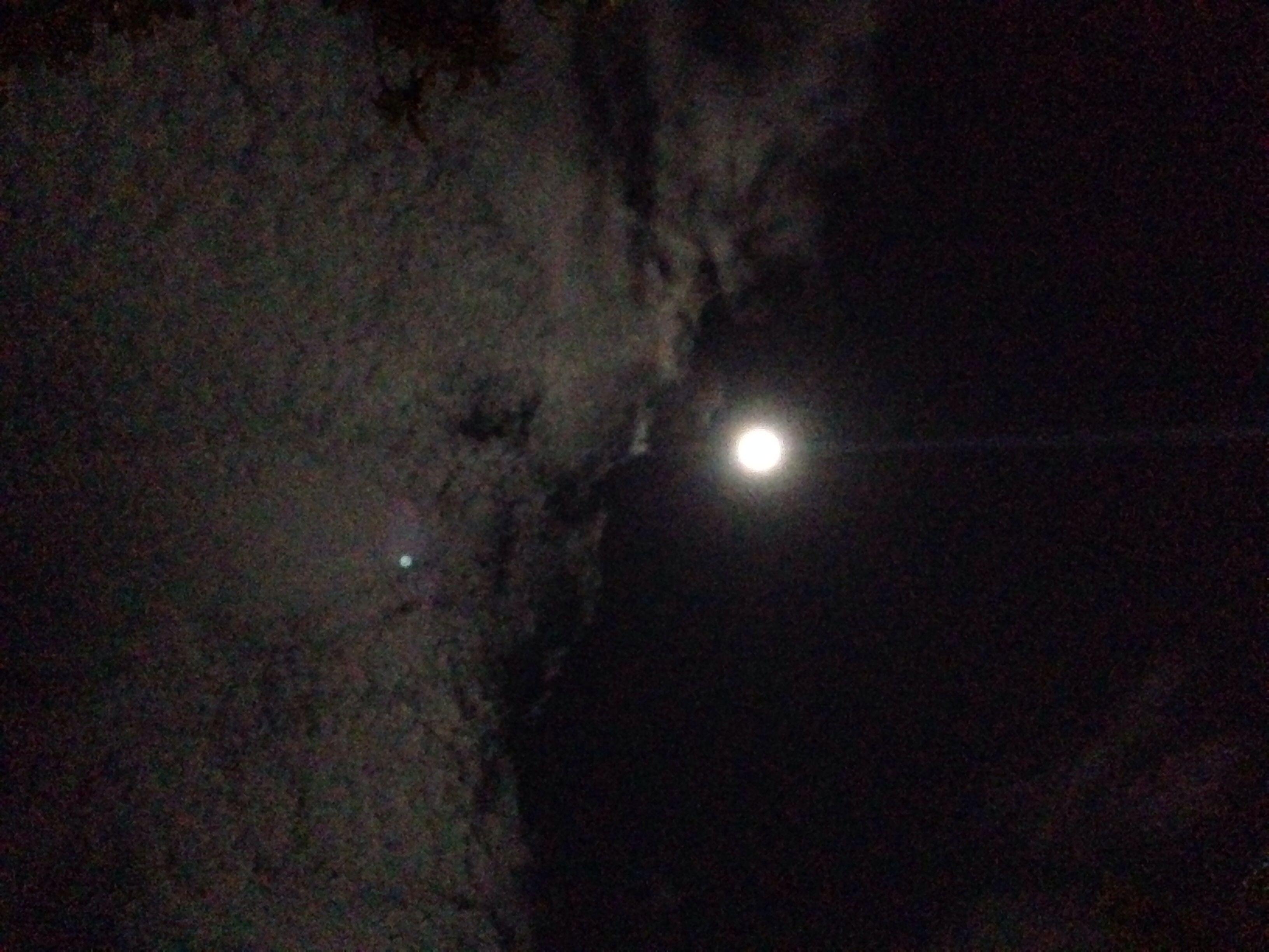 Luna llena del 18 oct 2013