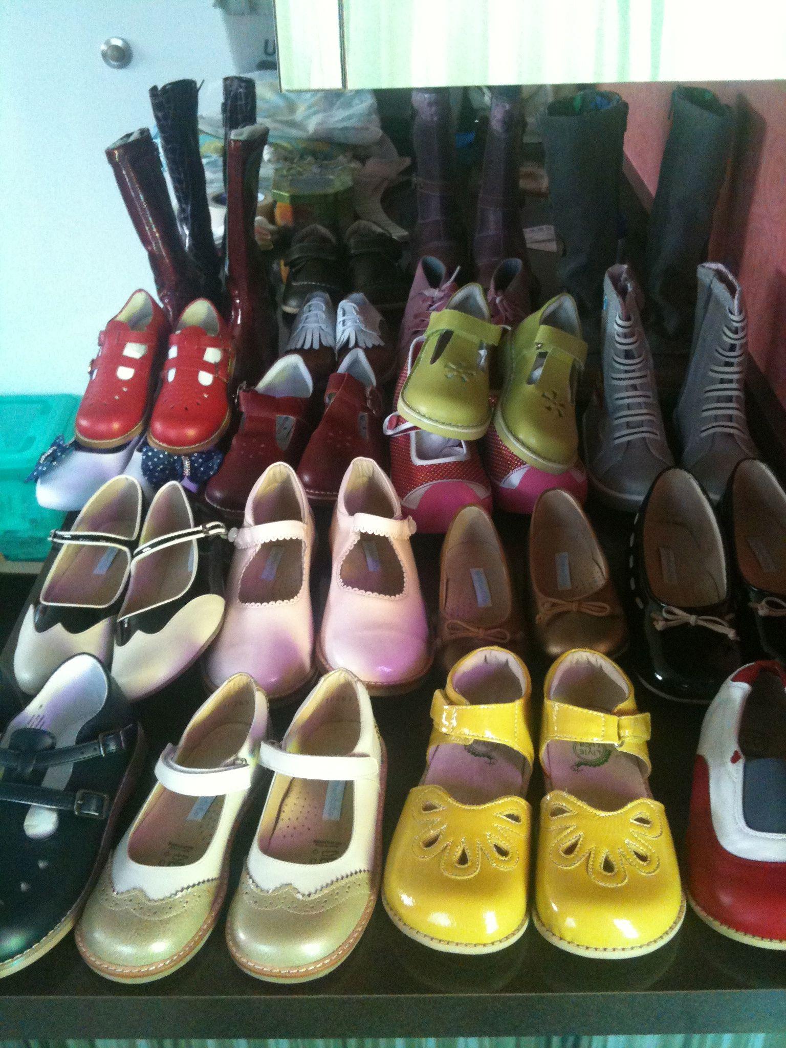 Matilda jane clothing, Kid shoes