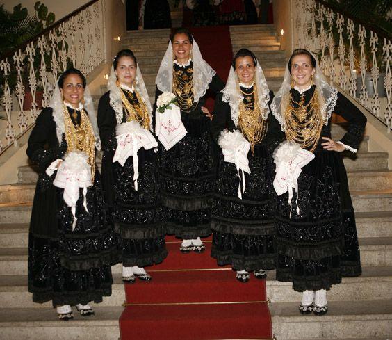 Brides Of Viana Do Castelo Portugal Wedding Dress Typical