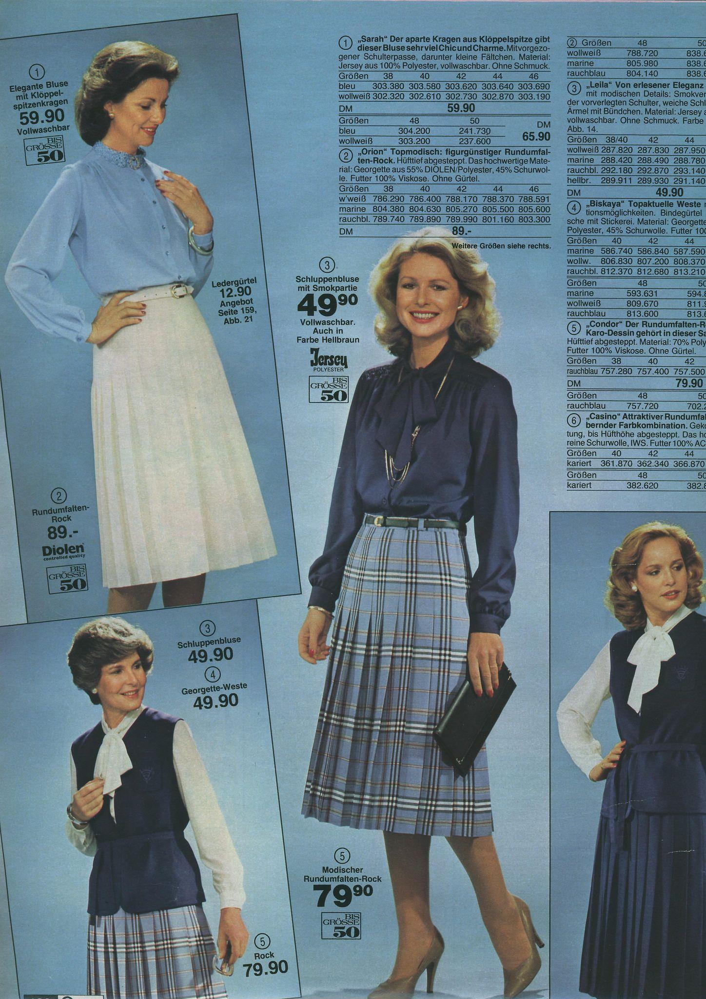 Pin av anne hansen p 1980 1989 80er mode og mode - 80er damenmode ...