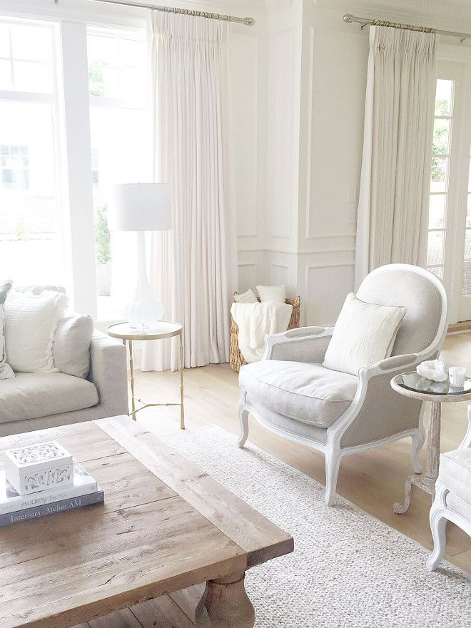 Bright White Home of JS Home Design | Living room chairs, White ...