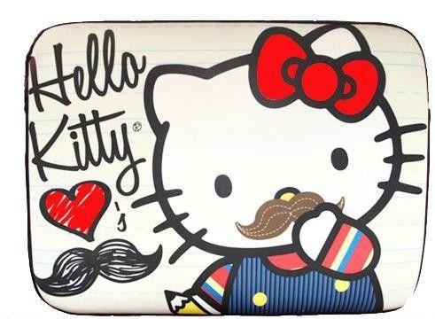 Hello Kitty ♥'s Mustache
