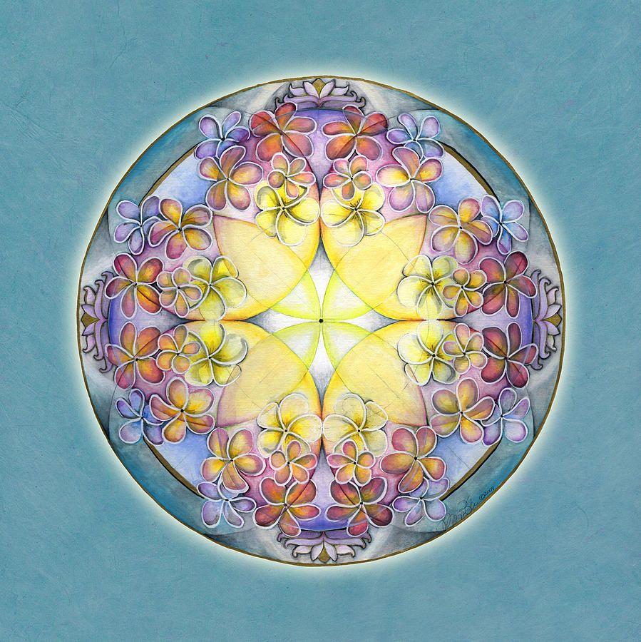Breath of life mandala by jo thomas blaine mandalas - Mandala paysage ...