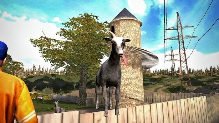 Recently we have witnessed the wackiest absurd game Goat Simulator and now here we are ready for another doze of madness. This Goat simulator from Sandbox revolves around a goat's mischief over the peaceful population, which did well on iOS and Android and has also welcomed by the vast crowd of mobile gamers due to its puerile and absurd gameplay.