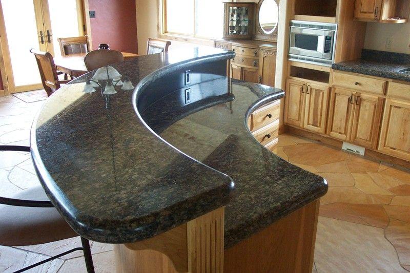 Furniture, How To Care For Granite Counter Tops Primitive Kitchen Decor  Kitchen Pendant Lights Small Kitchen Design For Basement: Delightful Granite  Kitchen ...