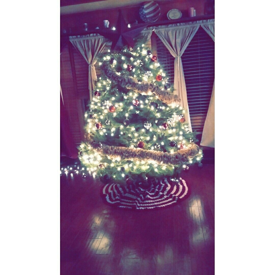 I felt as if my tree was Pinterest worthy this year!