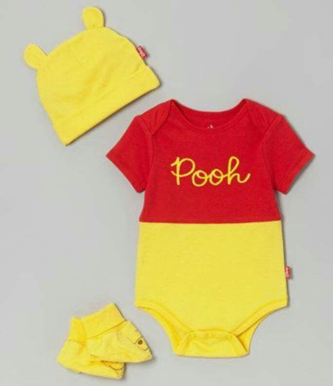 Pooh Bear | Disney baby clothes, Baby kids clothes, Baby ...