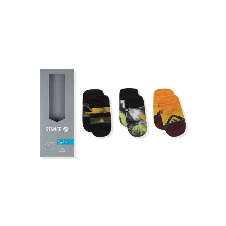 #FashionVault #stance #Boys #Accessories - Check this : Stance Orange Pop (3-6 MO) baby boys Socks for $ USD