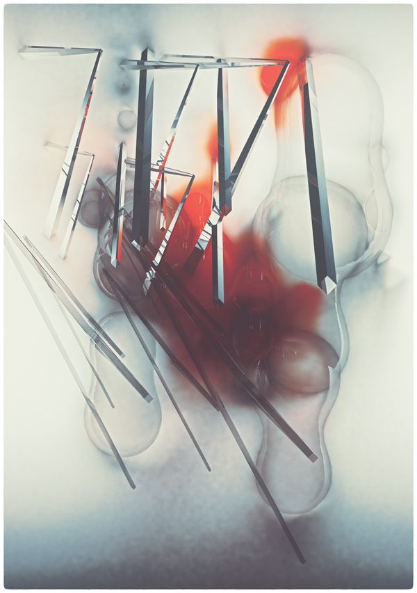 Glitch Bubbles - atelier olschinsky