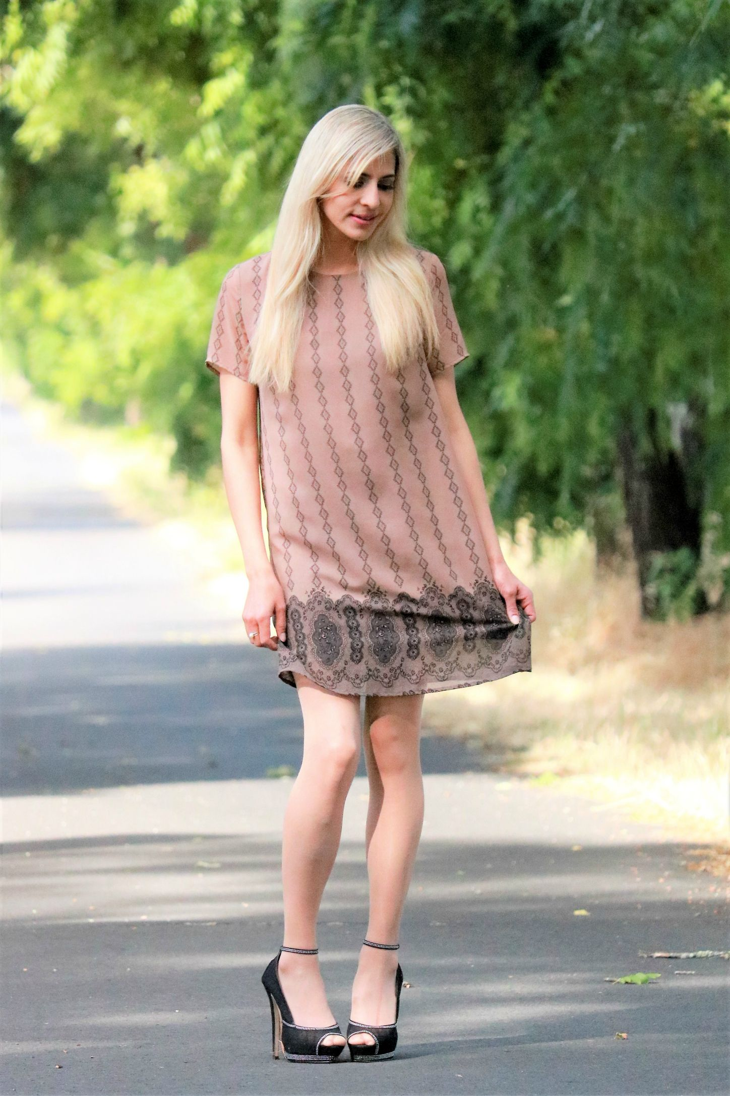 Could it be love shift dress style summer dress lace and lace detail