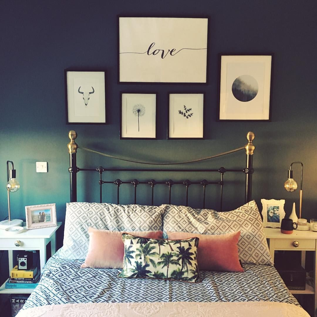 Romantic Bedroom Color Schemes: Pin By Martii Nohlová On Ložnice