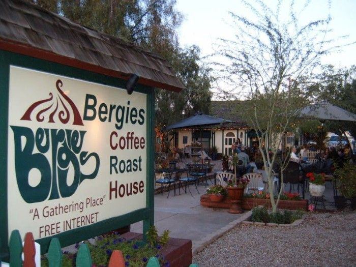 These 15 Unique Coffee Shops In Arizona Are Perfect To Wake You Up Cute Coffee Shop Coffee Shop Coffee Roasting