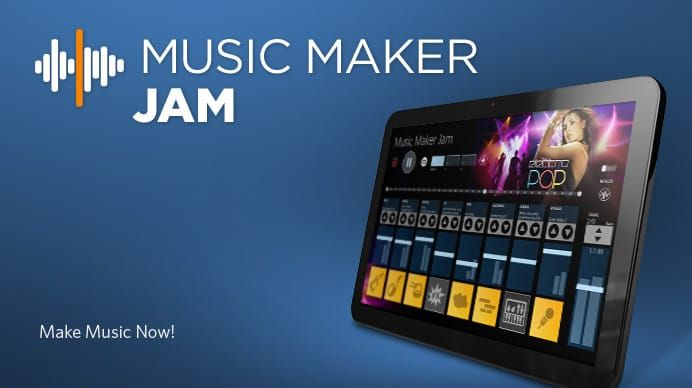 Music Maker JAM APK 4.1.0.0 Download latest for android