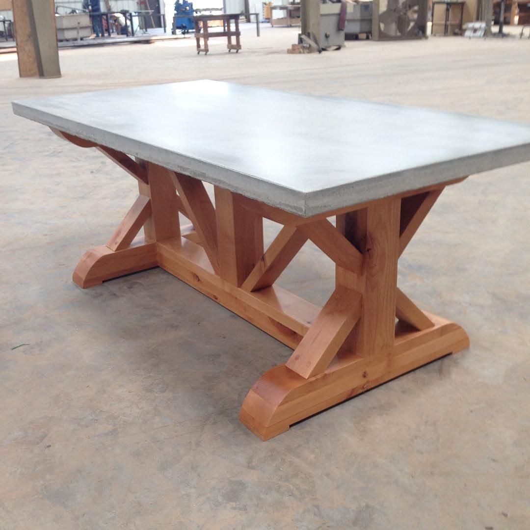 """Pictures will not accurately communicate the beauty of this table. This is a brand new collection for us and if you're looking for a new handmade table…"""