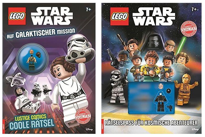 À paraître : quelques nouveaux livres d'activités LEGO avec minifigs: Voici quelques nouveaux livres d'activités LEGO à paraître chez… #LEGO