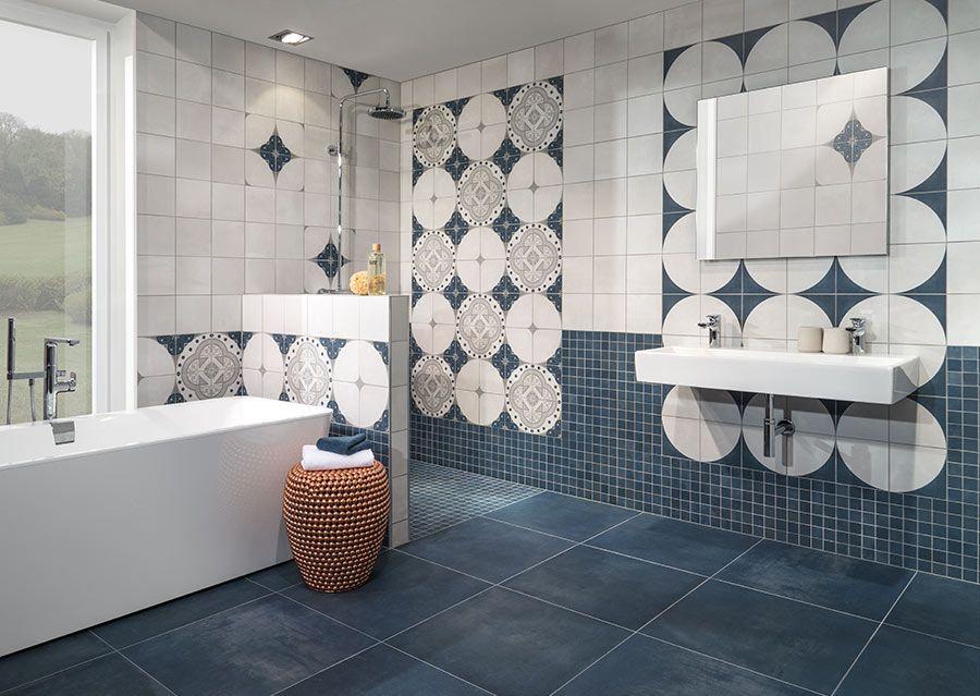 Badezimmergestaltung Ideen ~ Fliesen geben deinem badezimmer das gewisse etwas. weitere